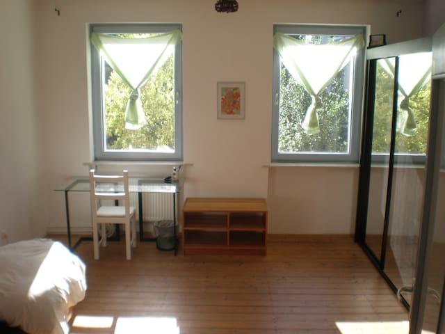 Zimmer in einem zentralen und ruhigen WG-Haus - Kassel - Dom