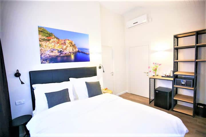 City Port Boutique Hotel-Double or Twin room
