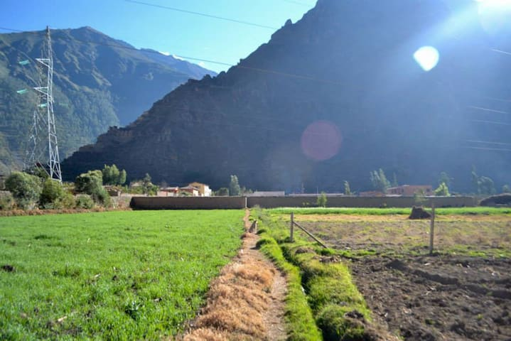 Apartment in the City of the Incas - Ollantaytambo - Apartmen