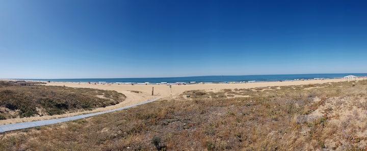 Acogedor apartamento a 200m de playa Punta Umbría