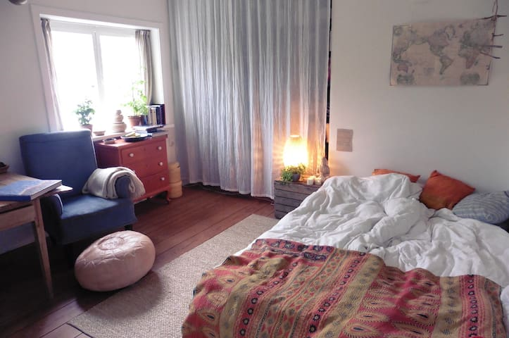 Lovely Room in a Cozy Collective Near Copenhagen - Gentofte - Vila