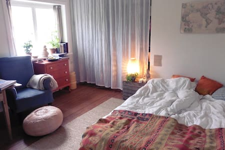 Lovely Room in a Cozy Collective Near Copenhagen - Gentofte