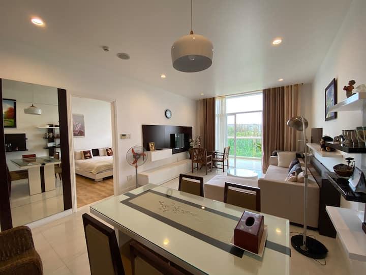 Ocean vista 1bedroom with Great ocean view
