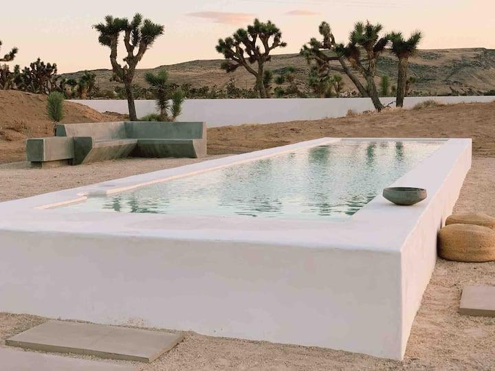 Luxury in Joshua Tree: Casa Santal + Spa II
