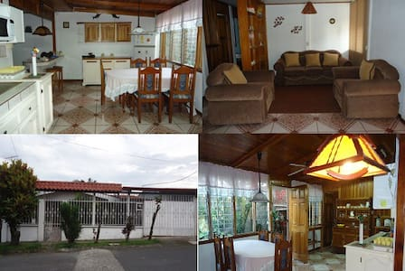 Your Home in Turrialba ! - Turrialba - Hus