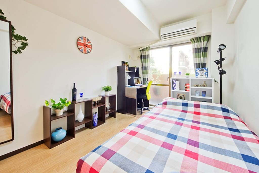 Cozy 1K apartment in Asakusa area