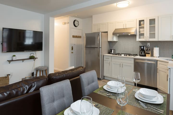 💗 Amazing 1 Bedroom House-only20-30 to NYC