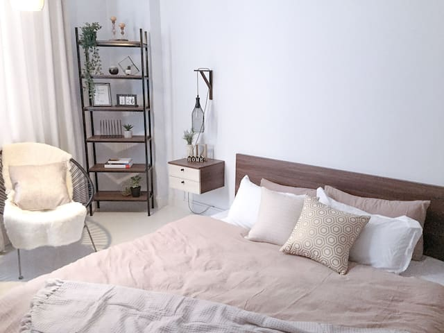 PR house 2BR,King bed,FREE airport pickup