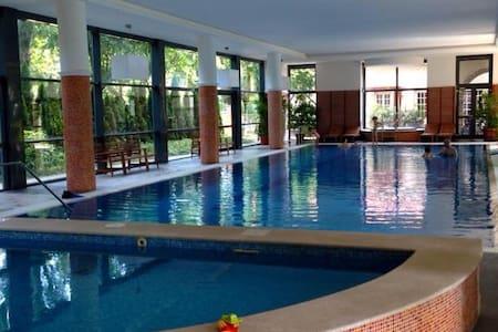Wellness Apartment - BEST location - Balatonfüred