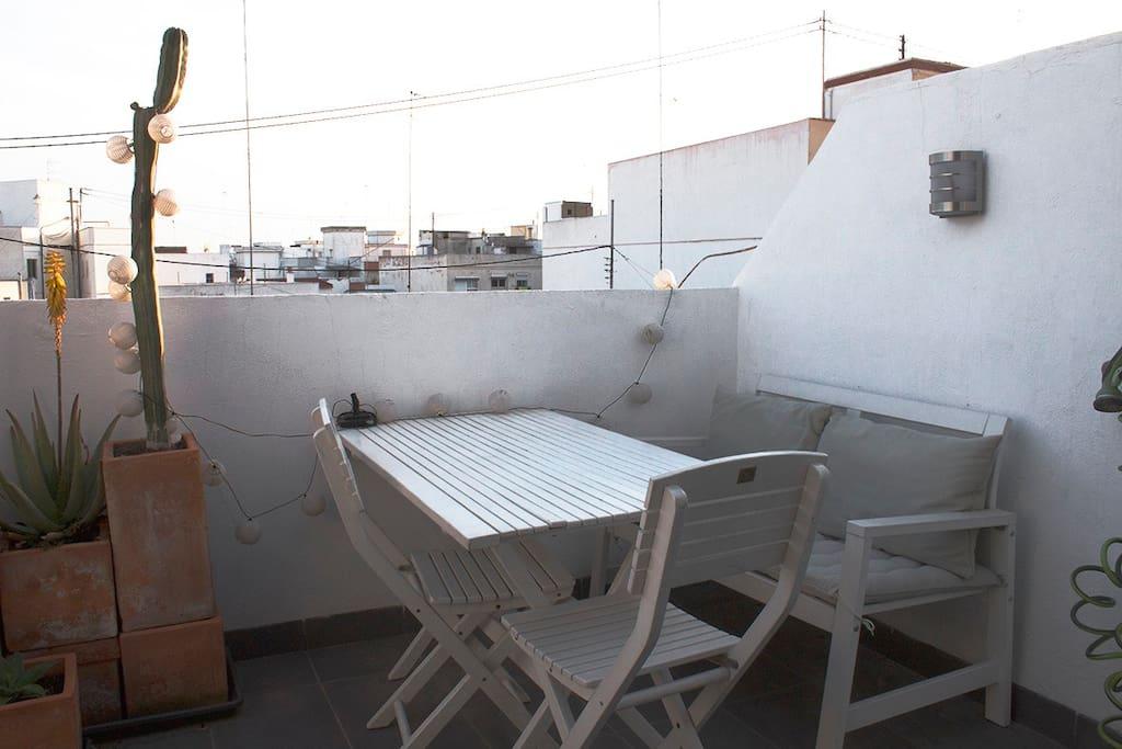 Tico d plex penthouse en el centro de valencia lofts en alquiler en val ncia comunidad - Alquiler de loft en valencia ...