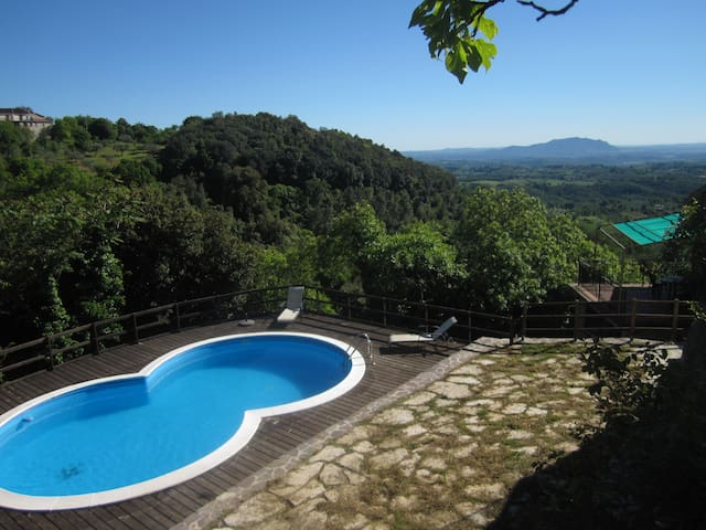 Beautiful Italian holiday villa - Montasola - Hus