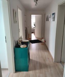 Schöne, stadtnahe 2-Zi-DG Wohnung