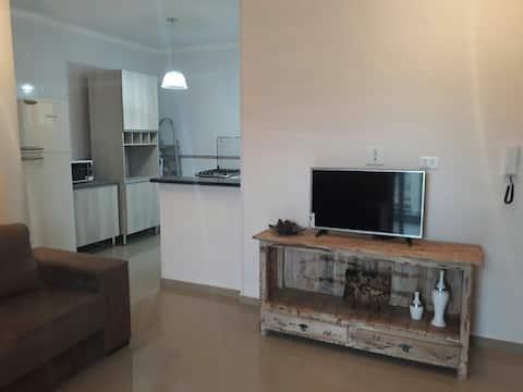 Apartamento 4 Novo em bairro nobre de Atibaia.