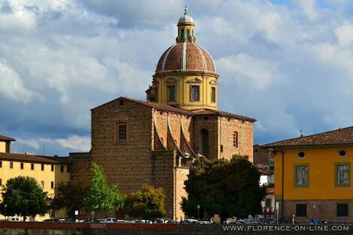 LOVELY ROOM & PRIVATE BATHROOM - Firenze - Apartment