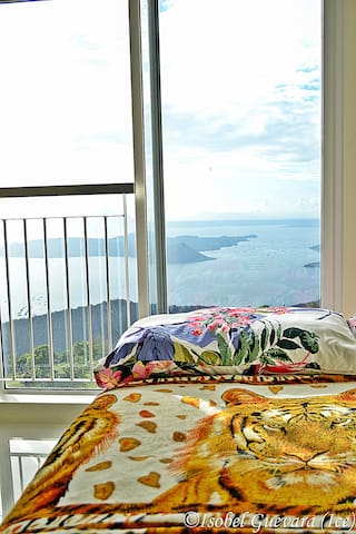 Wind Residences For Rent - Luiice - Tagaytay - Daire