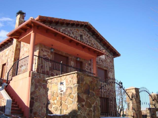 Casa Rural La Yedra (21 Plazas) - Palazuelos de la Sierra - Hus