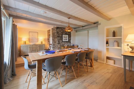Luxury 5 bed Cornish Farmhouse Nr Padstow/Rock - Saint Issey