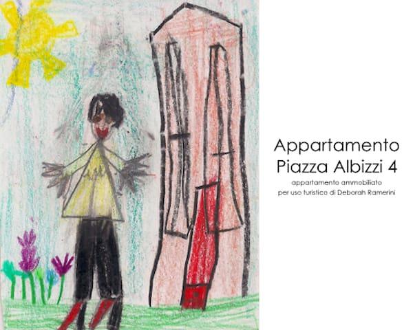 Piazza Albizzi 4