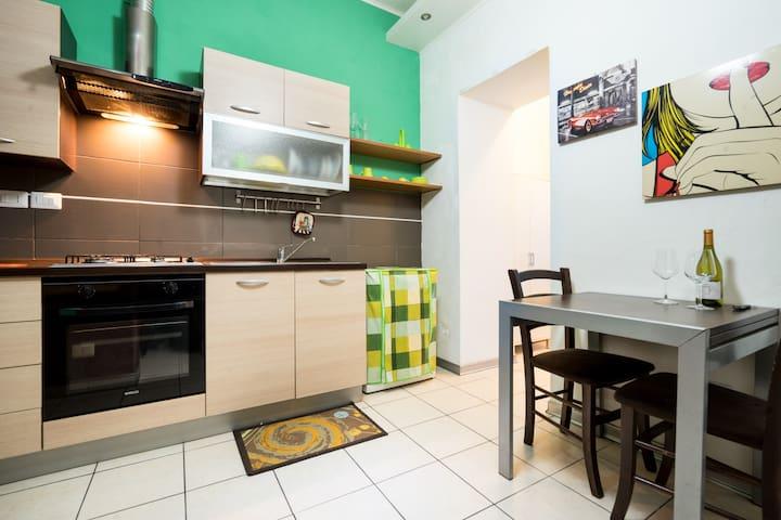 Dejavu'house 4 WIFI  & rent car - Siracusa - House