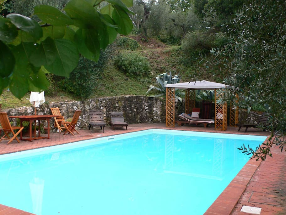 700 year old farmhouse with pool villas for rent in collicello umbria italy for Hotels in orvieto with swimming pool