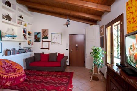 Accogliente appartamento con vista - Wohnung