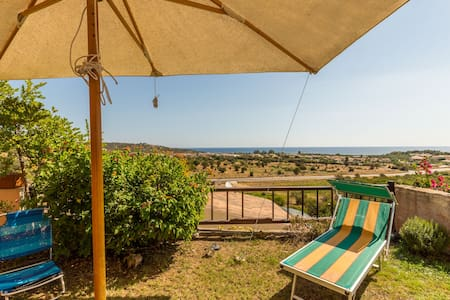 Beautiful Apartment with Sea View! - Agrustos - Lejlighed