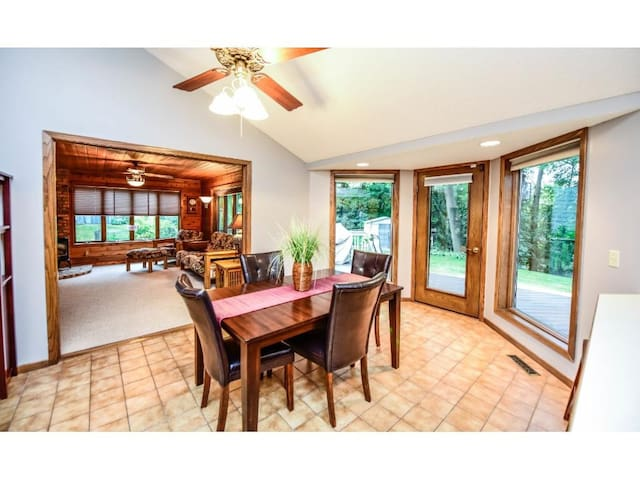 Lakefront Home on Fish Lake in Maple Grove, MN - Maple Grove - House