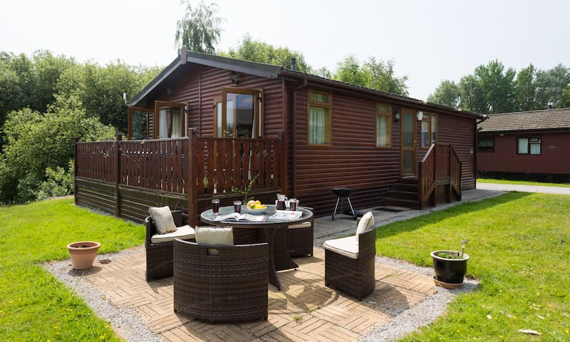 Catkin Lodge - Lancashire - Cabaña