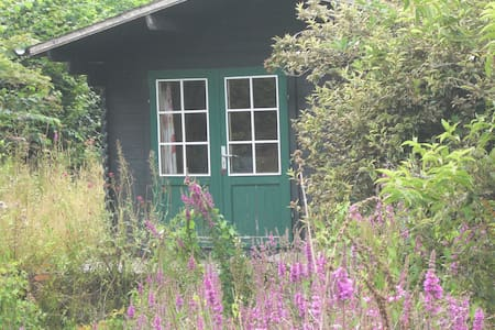 Cabin on smallholding - Herefordshire - Blockhütte