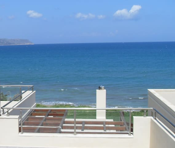 Beachfront  in Kalyves, Chania - Chania/Kalives - Apartment