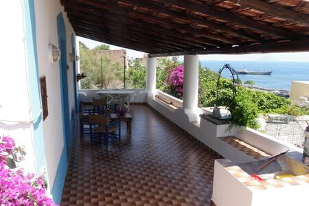 Casa Lucia (Isola di Salina, Eolie) - Santa Marina Salina