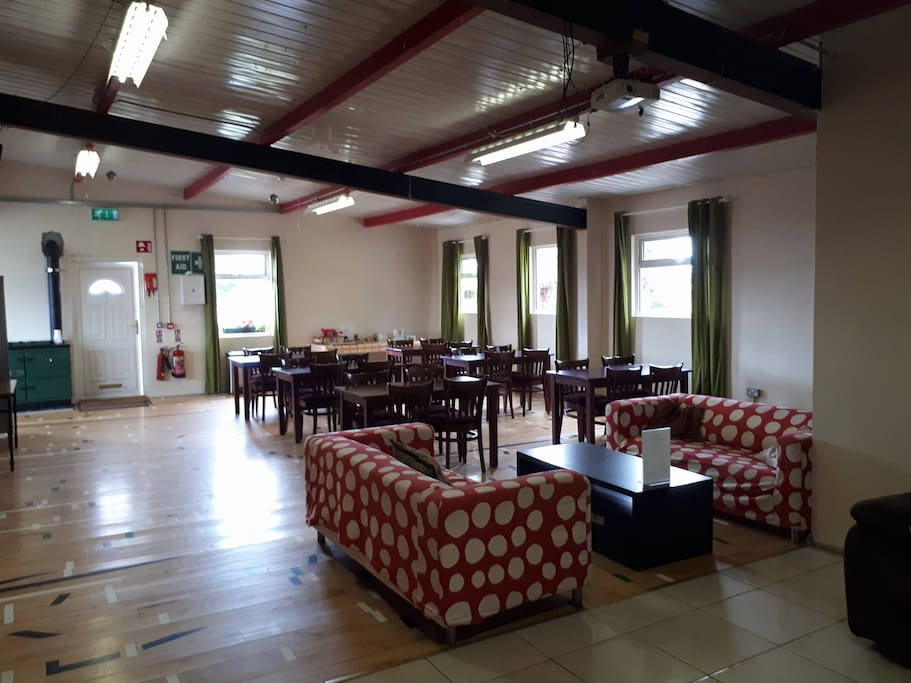 Large Dining Hall