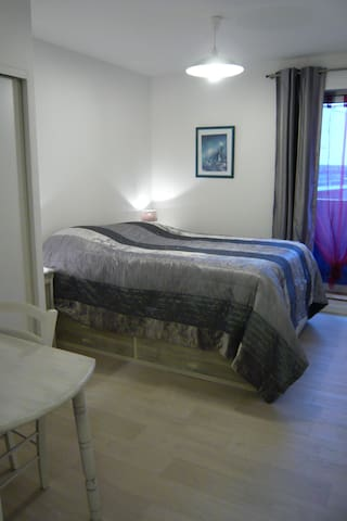 Private bedroom 10m² in the heart of Amiens - Amiens - Apartamento