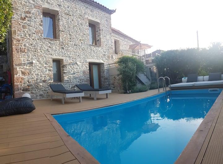 Villa Thermi - Serendipity Lesvos