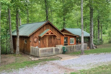 Shady's Barn - Private Smoky Moutains Getaway - Sevierville - Kisház
