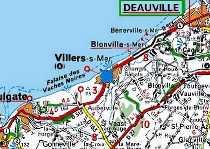 villers sur mer   studio - Appartement