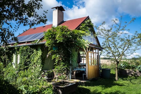 Cosy garden house - Úhonice