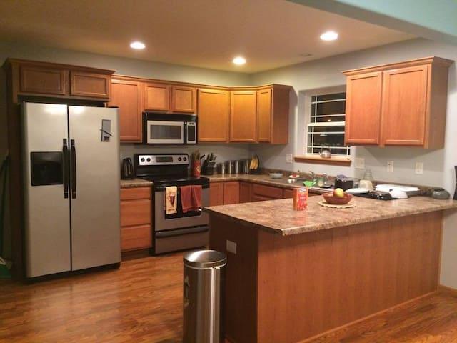 Safe & Modern, Quiet & Comfortable Home!