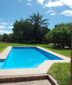Cozy Casa Nopolo.Private and solar heated pool