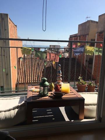 Precioso Apartamento, acogedor cerca de Barcelona - Vilassar de Mar - Apartment