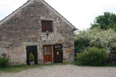 La petite maison de sandrine et jacques - Le Rousset - Σπίτι
