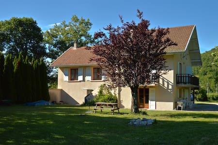 Maison à la campagne - Saint-Pierre-de-Curtille - House