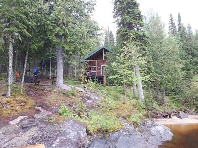 Fushimi Lake Cottage