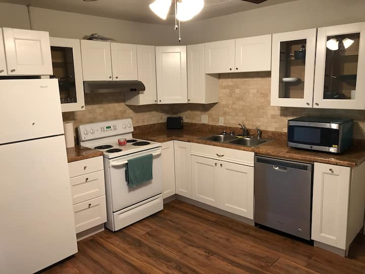 Cozy Home near Snyder, Big Spring -Tons of parking