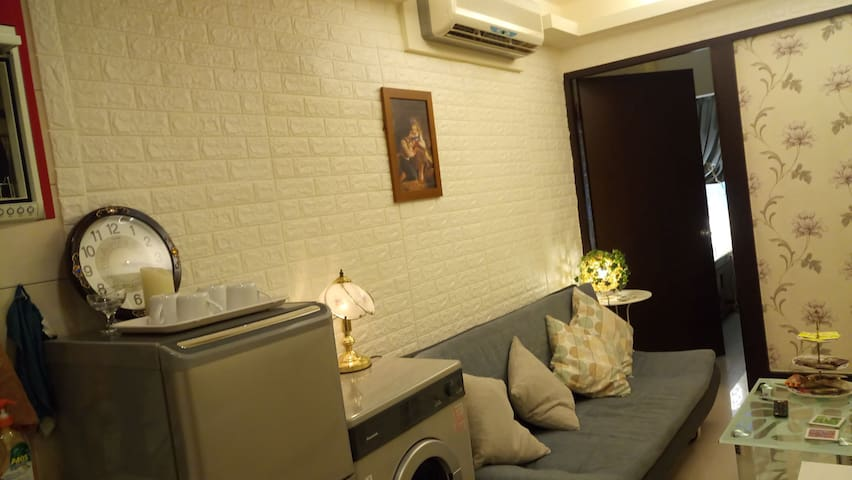 渡假溫馨兩房(luxury double room Apt.)