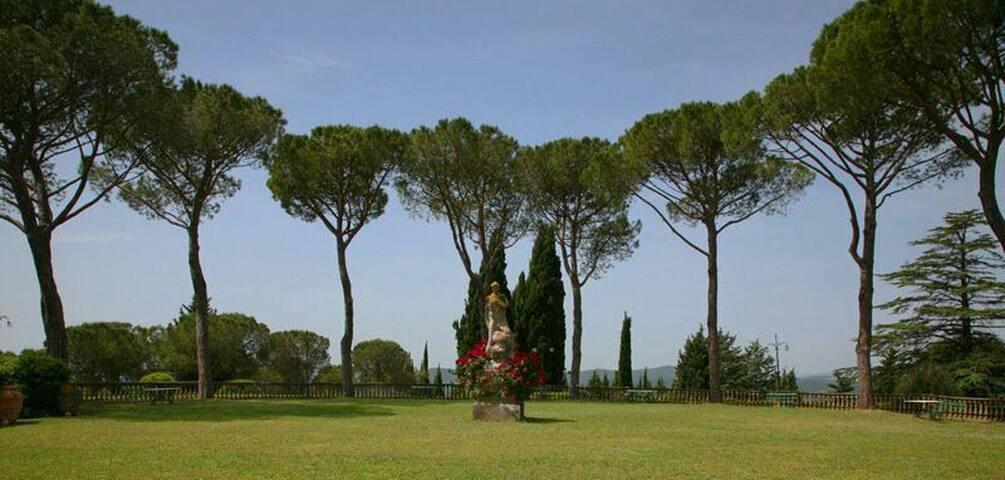 Trilocale in Villa in Maremma - Campagnatico - Flat