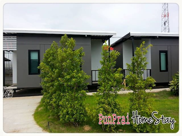 PunPrai Homestay - Thapma - Bed & Breakfast