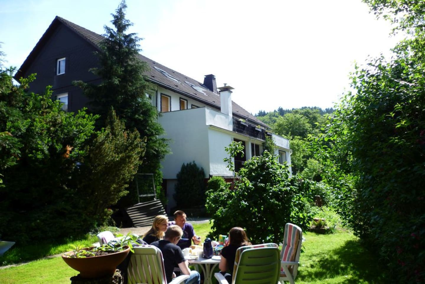 Groepsaccommodatie 15-25p - Villa's te Huur in Medebach ...