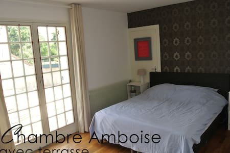 Chambre Amboise - Bed & Breakfast