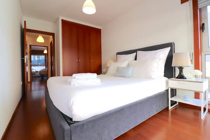 Cruz de Pedra Apartment * Stay in the City Center*